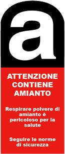 amianto icona